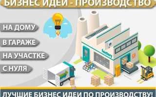 Лучшие бизнес идеи по производству — ТОП 37 идей для малого бизнеса